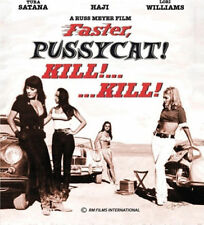 ~RUSS MEYER'S FASTER, PUSSYCAT! KILL!... KILL! (BLU-RAY, REGION A) (1965)   NEW~