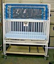 Hard Manufacturing Adjustable Pediatric Crib with Mattress