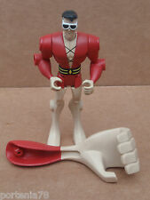 DC Universe Total Armor TRAP HAND PLASTIC MAN Loose