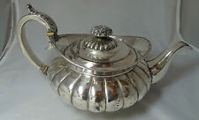 Antique Old Sheffield Plated Teapot A596617