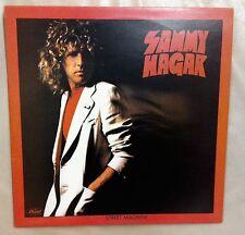 Sammy Hagar Street Machine Excellent Vinyl Record LP E-ST 11983