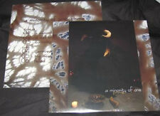 A MINORITY OF ONE Prime LP occult post-industrial drone Crash Worship L'Acephale