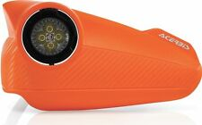 Acerbis Vision LED Lights Headlight Orange Off Road Motorbike Enduro Handguards