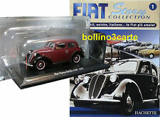 FIAT NUOVA BALILLA 1100 (1937) - FIAT Story Collection n. 01 - 1/43