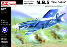 "AZ Models 1/72 Kit 7561 Martin-Baker MB.5 ""Sea Baker"""