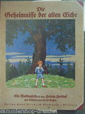18136 Helene Ernst Kutzer Horlyck Die Geheimnisse der alten Eiche