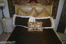 High End Custom Bed Set, Beautiful, Gorgeous! Order King or Queen