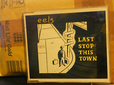 EELS - LAST STOP ,THIS TOWN lp version - FUNERAL PARLOR - NOVOCAAINE FOR ....