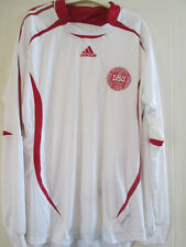 Denmark 2006-2008 Formotion LS Away Football Shirt Size Extra Large /39134