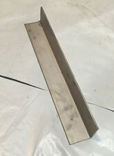 "STAINLESS STEEL ANGLE 2"" x 2"" x 1/8"" x12""  304/304L"