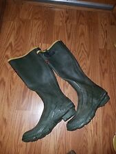 LaCrosse Rubber Hunting Boots  • Size 9 Men's