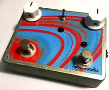 Saturnworks Momentary Feedback Volume True Bypass Loop Looper Guitar Pedal