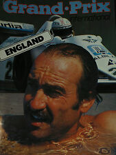 British GP GRAND PRIX 1979 Silverstone Clay Ragazzoni primero Williams FW07 Win