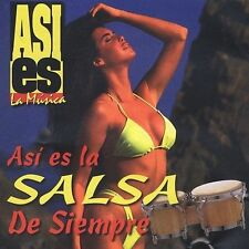 Asi Es la Musica: La Salsa de Siempre, Various Artists, New