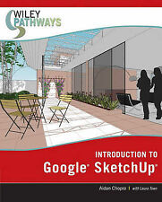 Wiley Pathways Introduction to Google SketchUp (Wiley Pathways)-ExLibrary