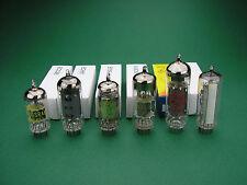 Tubos frase-ecc85 ech81 ef89 EABC 80 el84 em84 Tube set nos - > tubos radio