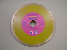 Diamond blade disc super clean cut for porcelain, granite & marble tiles 180mm