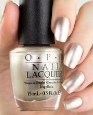 OPI New Orleans TAKE A RIGHT ON BOURBON Metallic Pewter Nail Polish Lacquer N59
