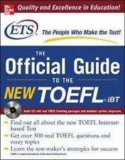 TOEFL iBT: The Official ETS Study Guide McGraw-Hill's TOEFL iBT