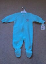 NWT-Carters Infant Footed PJ Blanket Sleeper-Play Pajamas - 12 Months 19-23 Lb
