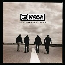 The Greatest Hits 2012 by 3 Doors Down Ex-library