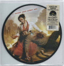 "Coheed & Cambria ""Guns of Summer"" Pic Disc 7"" RSD OOP Thrice Circa Survive"