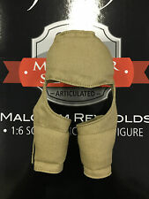 QMx Firefly/Serenity Cpt Malcolm Reynolds Chest Thigh Padding loose 1/6th scale