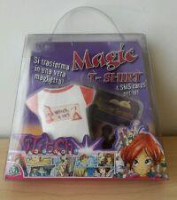 Witch magic T shirt vestiti bambole magica giochi preziosi bimba nuovo maglietta