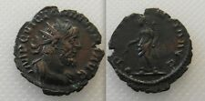 Collectable Roman Bronze Coin Victorinus (AD 268-270) Providence Standing