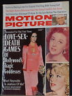 Marilyn Monroe cover,Liz Taylor,Susan Hayward Feb 1974 Motion Picture Magazine