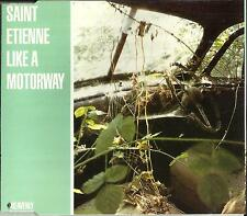 St / Saint Etienne cd (4 tracks) - Like A Motorway