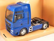 Man TGX 18.440 camión en Azul 1/32 Escala Modelo Por Welly