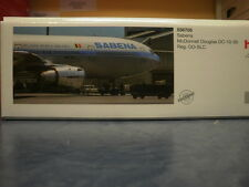 Herpa Wings 1:200 DC-10-30 Sabena (1980s colors)
