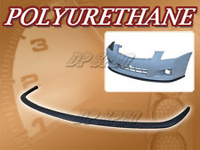 FOR 07-12 SENTRA SE-R SPEC V FRONT BUMPER LIP SPOILER BODY KIT POLYURETHANE