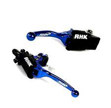 Honda CRF250 R CRF250R 2005 2006 Blue RHK Flex Brake Clutch Lever FL20-B FL31-B