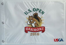 2016 US Open OFFICIAL (Oakmont) Embroidered GOLF FLAG