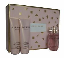 ELIE SAAB LE PARFUM ROSE COUTURE Eau de Toilette 50ml. & BODY LOTION 2 x 75ml.