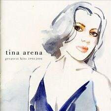 Greatest Hits 1994-2004 by Tina Arena (CD, Dec-2004, Sony/Columbia)