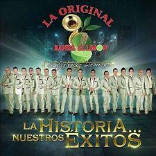 LA ORIGINAL BANDA EL-LA HISTORIA...NUESTROS EXITOS (UK IMPORT)  CD Brand New