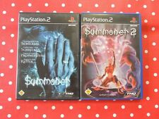 Summoner Teil 1 + 2 Playstation 2 PS2 in OVP mit Anleitung