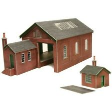 Goods shed - OO/HO Card kit – Metcalfe PO232 - Free Post