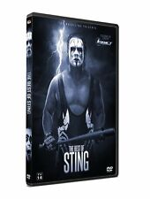 "Official TNA Impact Wrestling The Best of ""The Icon"" Sting 2015 DVD"
