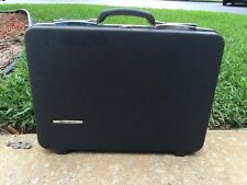 Vintage Mad Men Starflite Slimline Briefcase Brief Case 1960 1970 James Bond 007