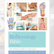 Reflexology Bible: Godsfield Bibles: Definitive Guide Book by Louise Keet NEW Pa