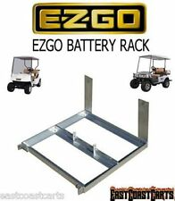 EZGO Golf Cart ALUMINUM BATTERY RACK / BOX  *NO RUST* 70046-G01