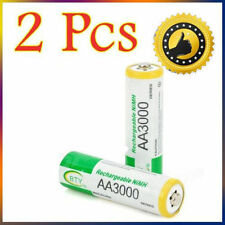NP13- 2 AA 3000mAh Ni-MH 1.2V Volt Rechargeable Battery Green BTY