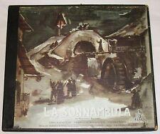 BELLINI - La Sonnambula - CETRA 3 LP BOX ORIG. - CAPUANA, Pagliughi, Tagliavini