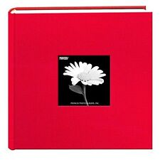 Pioneer Photo Albums Fabric Frame Cover Photo Album 200 Pockets Hold 4x6 Photos,