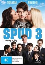 Spud 3: Learning to Fly DVD NEW