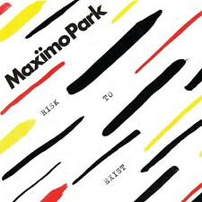 Maximo Park - Risk To Exist - CD Album (Released 21st April 2017) Brand New
